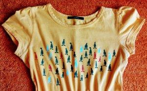 Damen Shirt Sommer Trendy Gr.S in Gelb von Vero Moda
