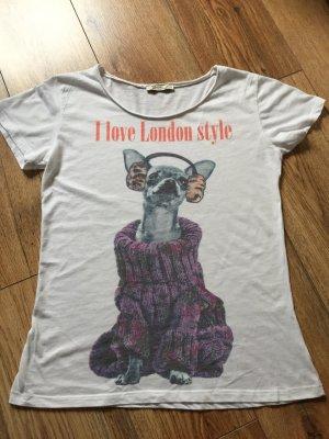 Damen Shirt vom italienischen Label Please