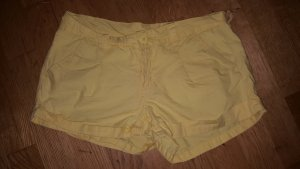 Colours of the World Denim Shorts yellow