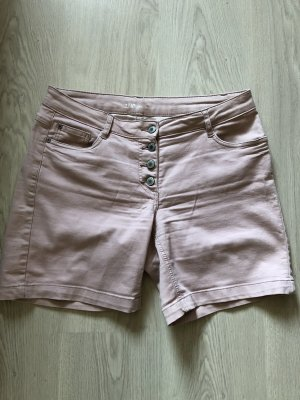 Denim Shorts pink