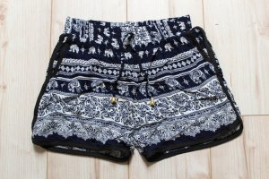 Hot Pants multicolored mixture fibre