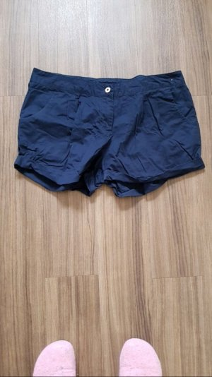 Damen Shorts in Navy