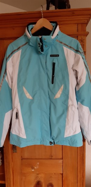 100 Winter Jacket light blue