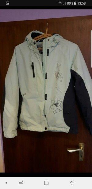 Outdoor Jacket grey-mint