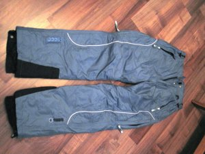 Thermal Trousers blue cotton