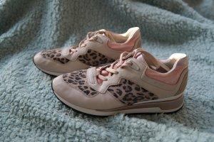 Damen Sneaker Geox mit Leopardenmuster