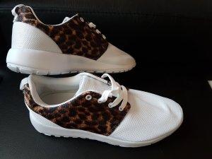 Damen Sneaker Weiß Leo 41 Neu