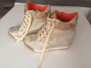damen sneakers wedges keilabsatz gr.36