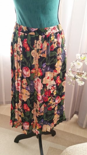 C&A Pleated Skirt multicolored