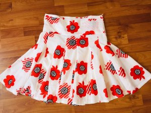 Amisu Balloon Skirt multicolored