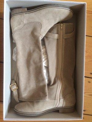 Damen Sommer Stiefel von Peckott Denim, Gr 39