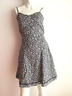 Damen Sommerkleid Freizeit Kleid Von Esprit Gr. 34 Geblümt