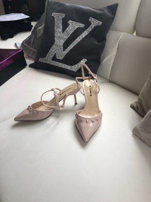Sandale d'extérieur rosé