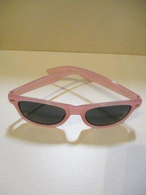 Occhiale color oro rosa Materiale sintetico