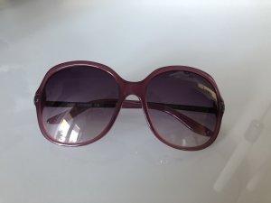 Cavalli Round Sunglasses purple