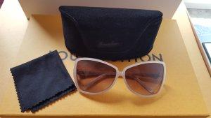 Damen Sonnenbrille von Borsalino wie Gucci Dior in perlmutt