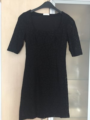 Damen Spitzenkleid Kleid von Promod Gr 36 S wie Neu