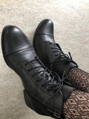 Lasocki Halfhoge laarzen zwart