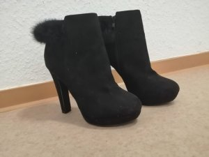 Winter Booties black