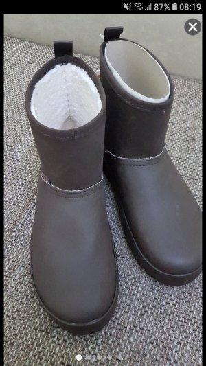 Damen stiefeln Crocs