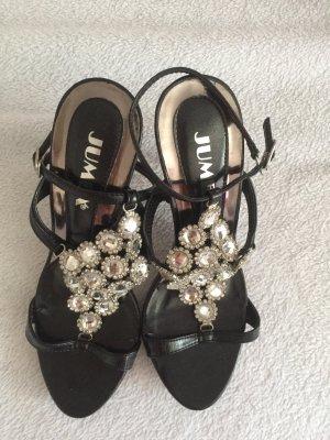Damen Strass Schuhe Gr.37