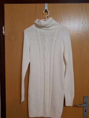 Damen Strick long Pullover