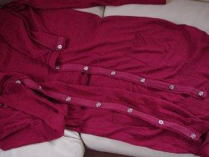 damen strickjacke  feinstrick  pullover pulli