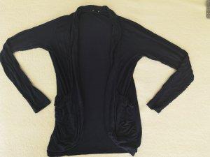 Amisu Giacca in maglia blu scuro