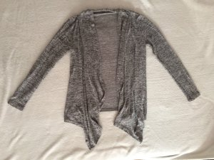 damen strickjacke gr.S in grau