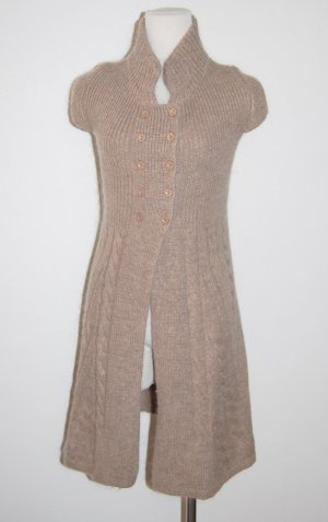 Damen - Strickjacke - Long Cardigan - Mohair - von Made in Italy - Gr. S