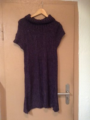 Damen Strickkleid LILA Gr. 38 * NEU * Laura Scott