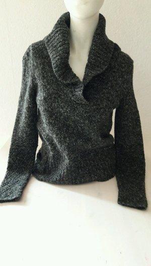 Damen Strickpullover Pullover Pulli von Street one Gr. 36 Wolle