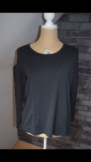 Damen Sweatshirt in schwarz