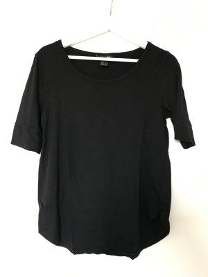 Damen T-Shirt Gr. S H&M schwarz