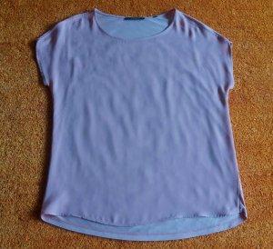 Damen T-Shirt mit U-Ausschnitt Gr.M in Alt Rosa von Esprit