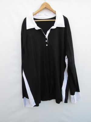 Vintage Lang shirt zwart