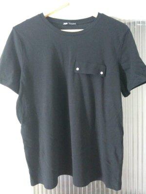 Damen T-Shirt Sommershirt ZARA neu Gr. L 38