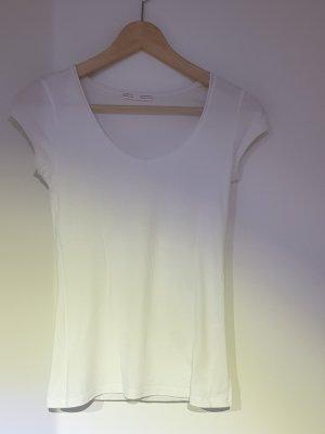 Damen T-Shirt,  weiß