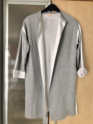 Damen Talk About Cardigan Weste Mantel Grau Gr S 36