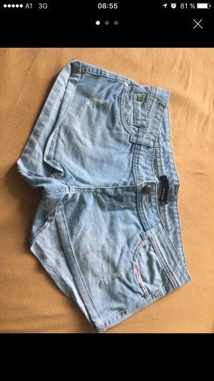 Damen Tally Weijl Hot Pant Jean Gr.38
