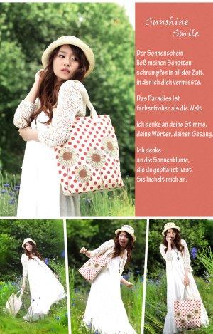 Damen Tasche aus Canvas Bio Baumwolle Schultertasche Vegane Stoffe Top Qualität