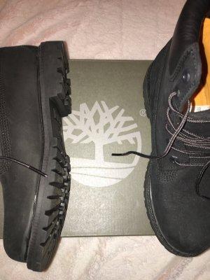 Damen Timberland Boots schwarz