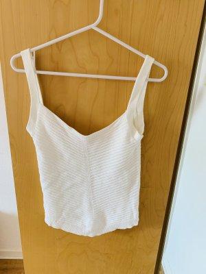 Uniqlo Tank Top white cotton