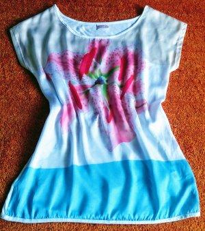 Infinity woman Boothalsshirt veelkleurig Polyester