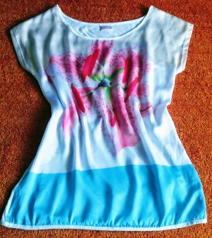 Infinity woman Camiseta multicolor Viscosa
