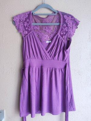 3 Suisses Long Shirt lilac-lilac