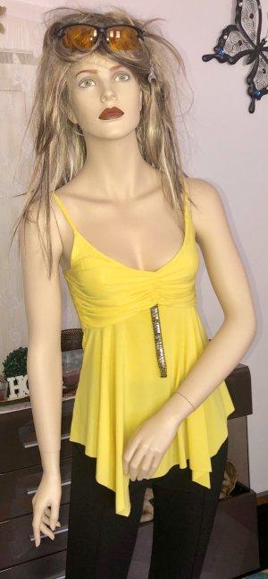 Shirt Tunic yellow