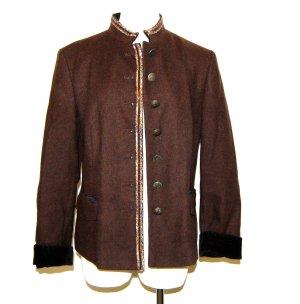 Bogner Traditional Jacket brown new wool
