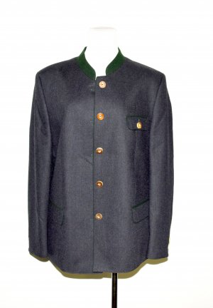 Traditional Jacket anthracite new wool