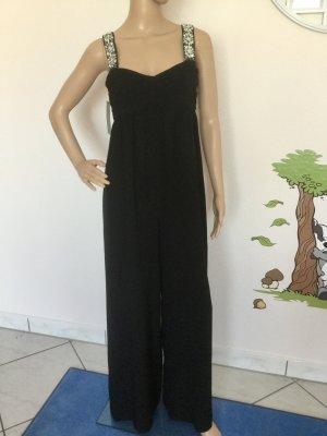 Damen Träger-Overall Jumpsuit von Zara Gr.S